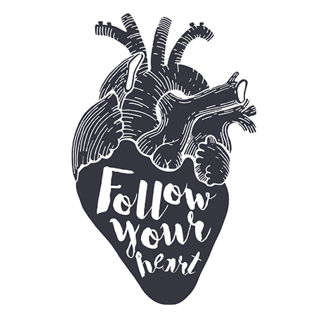 Follow your heart 0