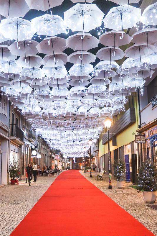 Umbrella Sky Project - Christmas at Águeda'184