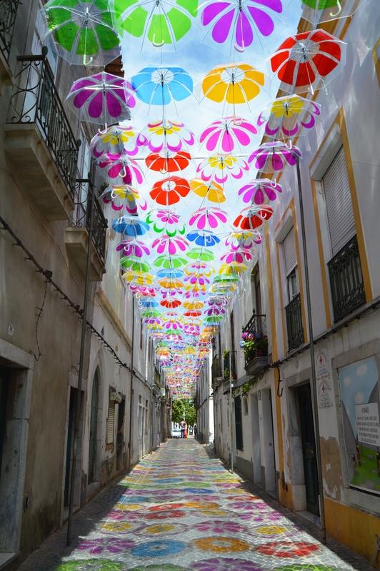 Camadas de Girassóis e Umbrella Sky Project - Beja'174