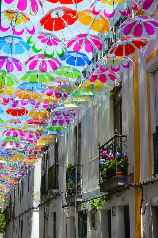 Camadas de Girassóis e Umbrella Sky Project - Beja'172