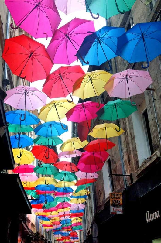Umbrella Sky Project - Avignon'162