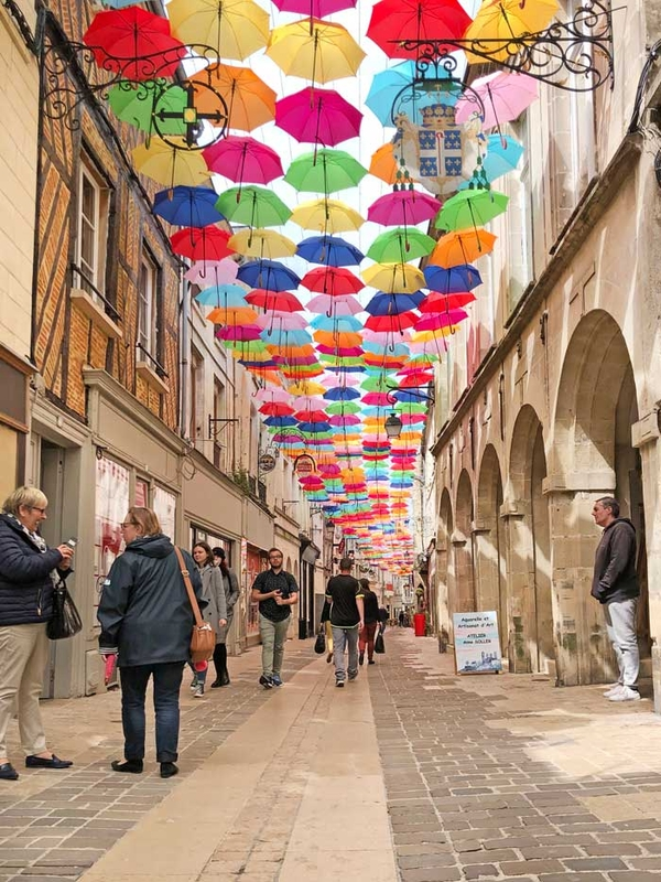 Umbrella Sky Project e Shiny Rain - Laon'192