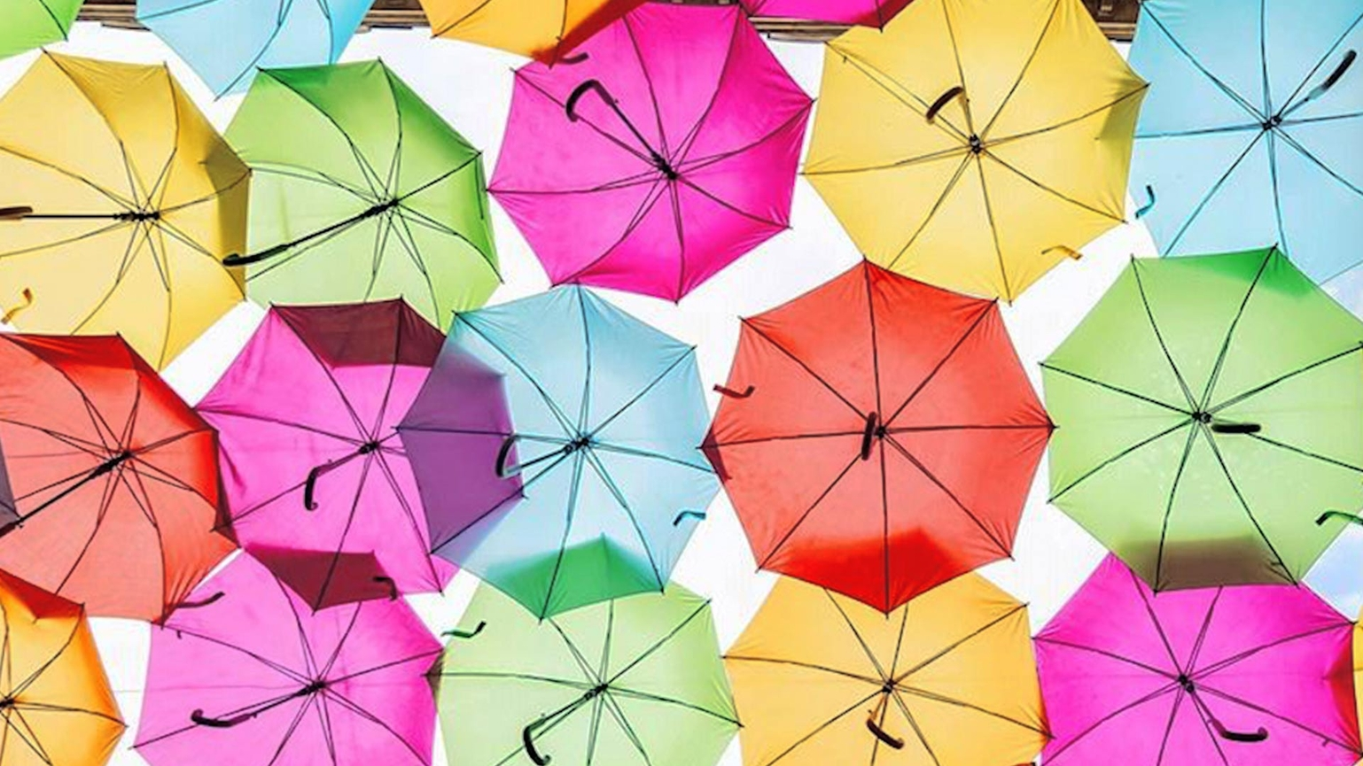 Umbrella Sky Project - Paris'19