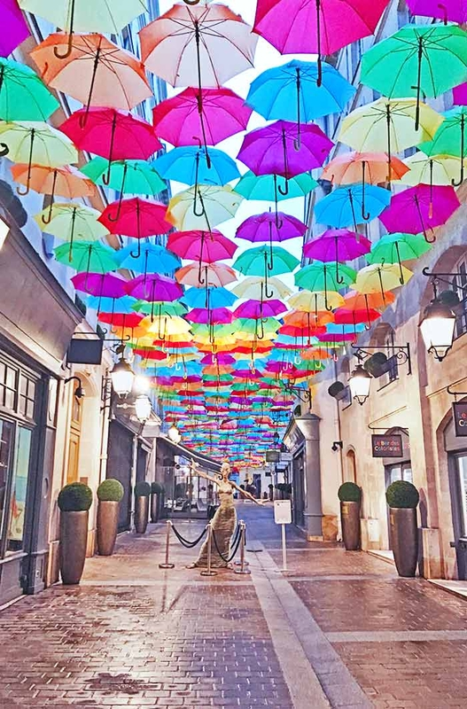 Umbrella Sky Project - Paris'192