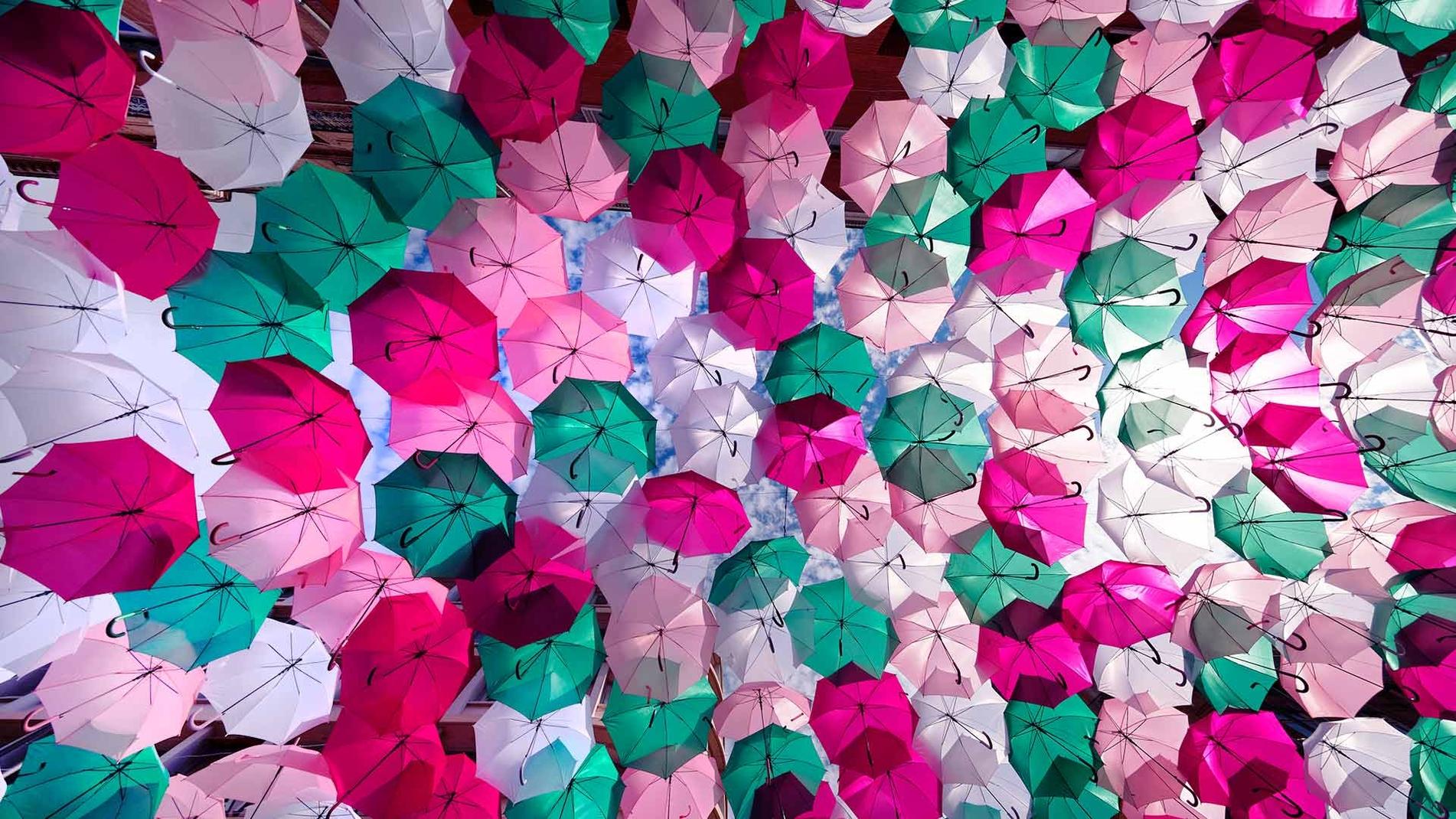 Projet Umbrella Sky - Toulouse '16
