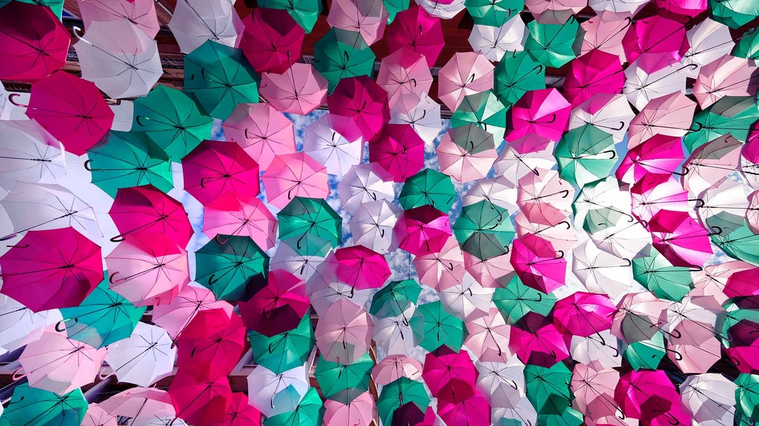 Umbrella Sky Project - Toulouse'16