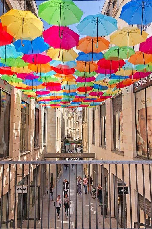 Umbrella Sky Project - Bordeaux'191