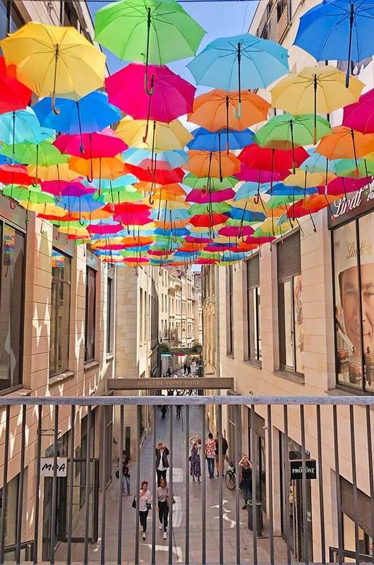 Umbrella Sky Project - Bordéus'191
