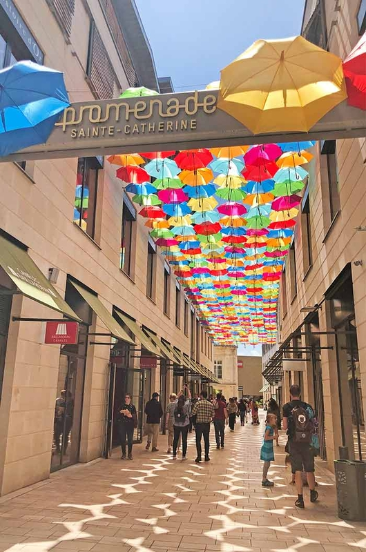 Umbrella Sky Project - Bordeaux'192