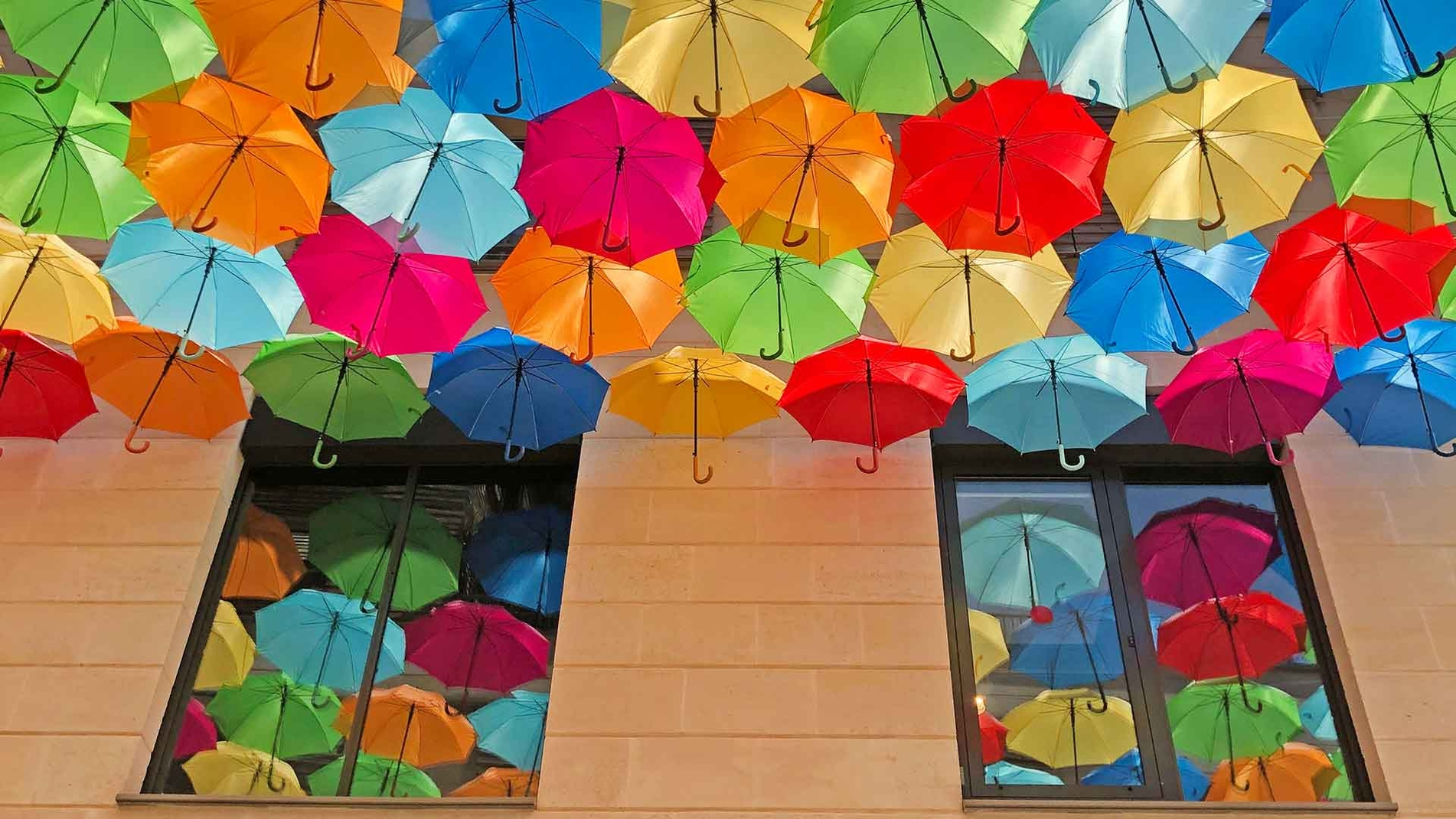 Umbrella Sky Project - Bordeaux'19