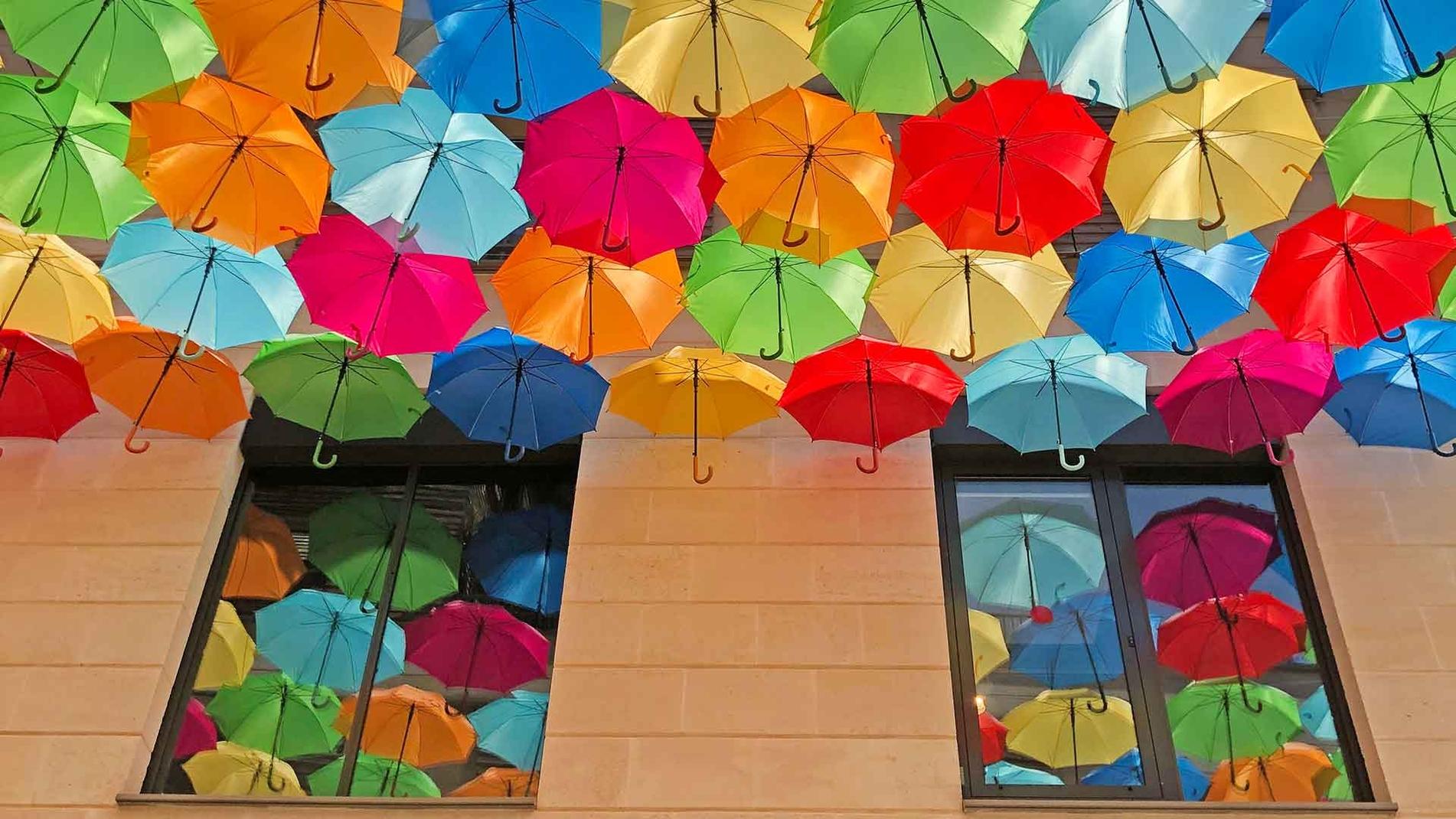 Umbrella Sky Project - Bordéus'19