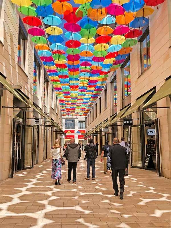 Umbrella Sky Project - Bordéus'190