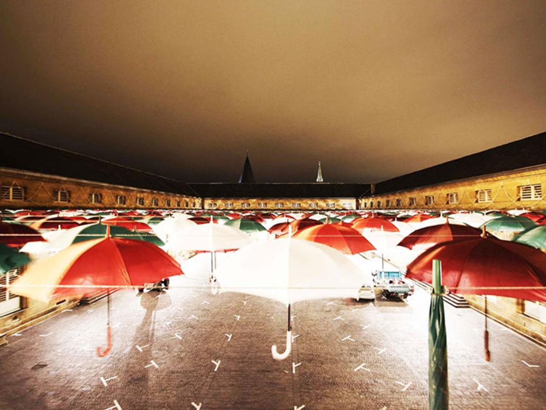 Umbrella Sky Project Natal - Metz'150