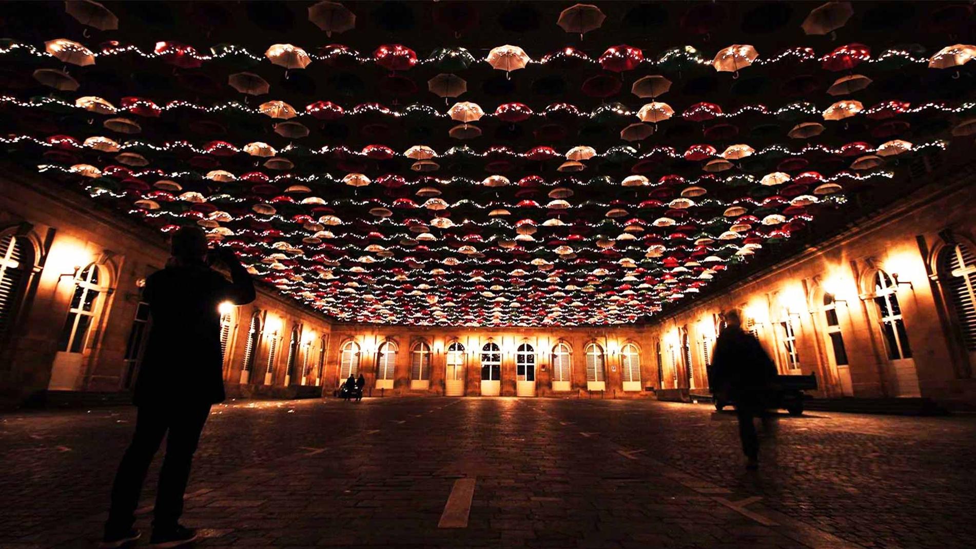 Umbrella Sky Project Natal - Metz'15