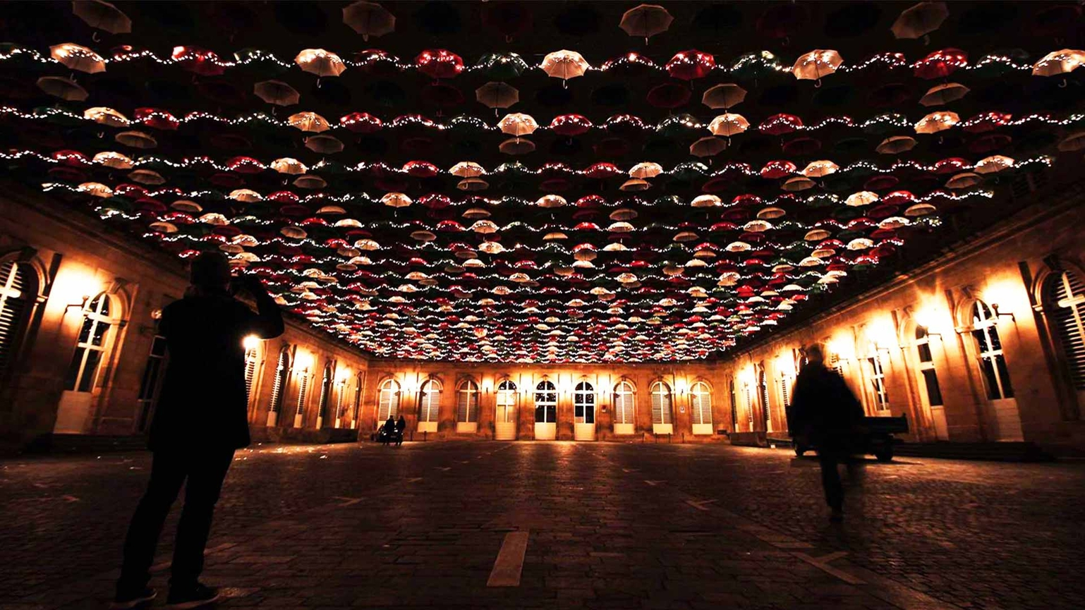 Umbrella Sky Project Natal - Metz'15
