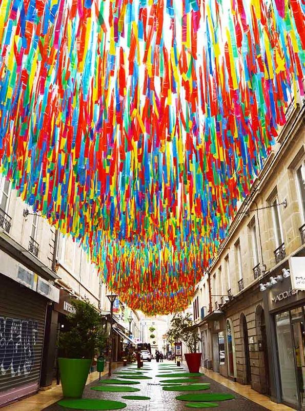 Pluie de couleur - Saint-Chamond '170