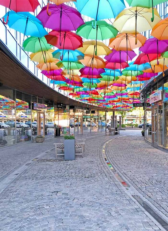 Umbrella Sky Project - Asker'191