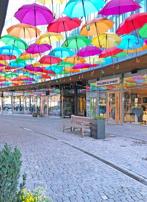 Umbrella Sky Project - Asker'192