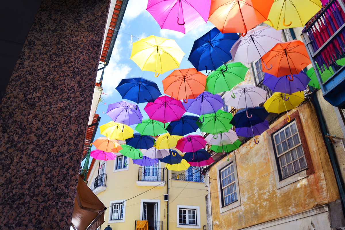 Umbrella Sky Project - Águeda'141