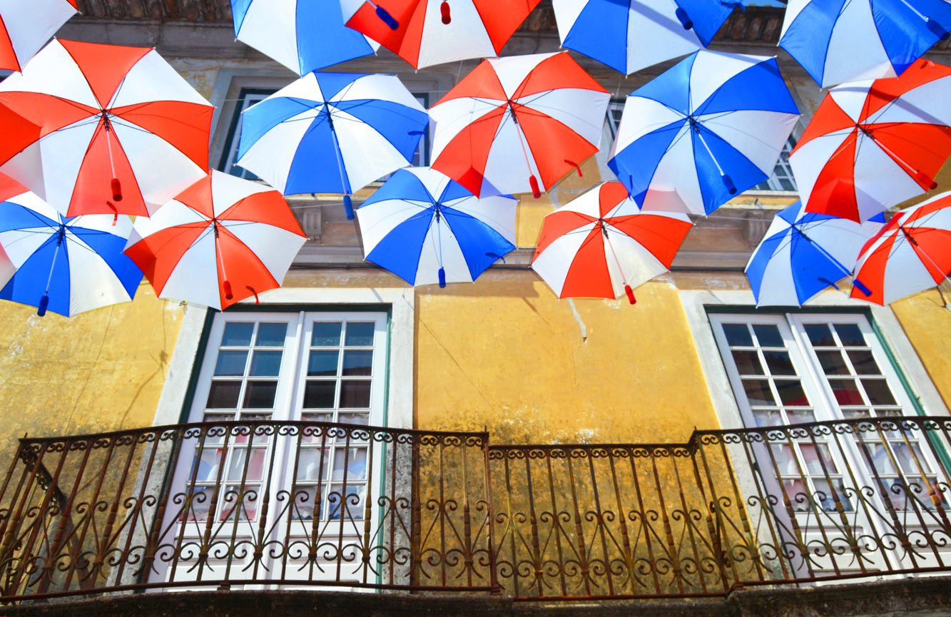 Umbrella Sky Project - Águeda'15