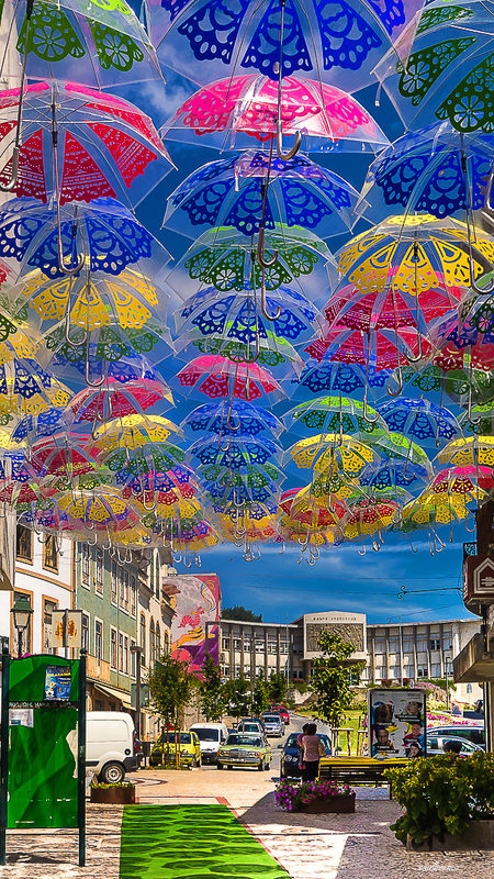Umbrella Sky Project - Águeda'153