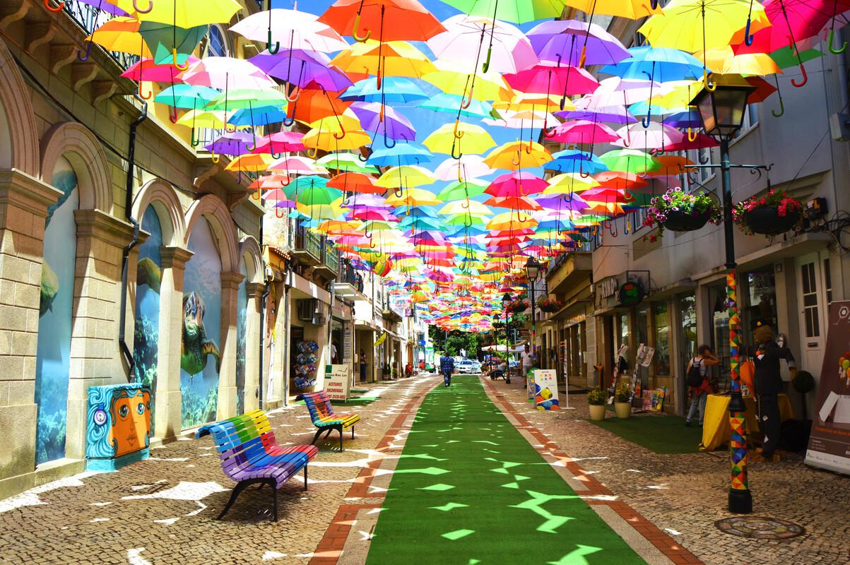 Umbrella Sky Project - Águeda'160