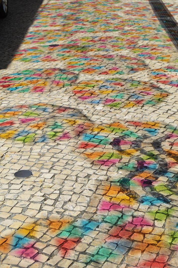 Umbrella Sky Project - Águeda'16