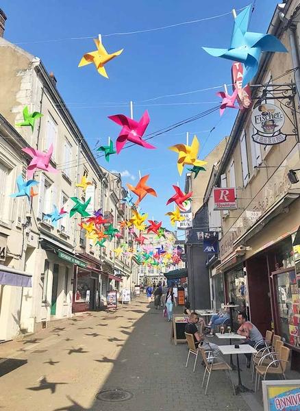 Happy Windmills - Nogent-le-Rotrou'18