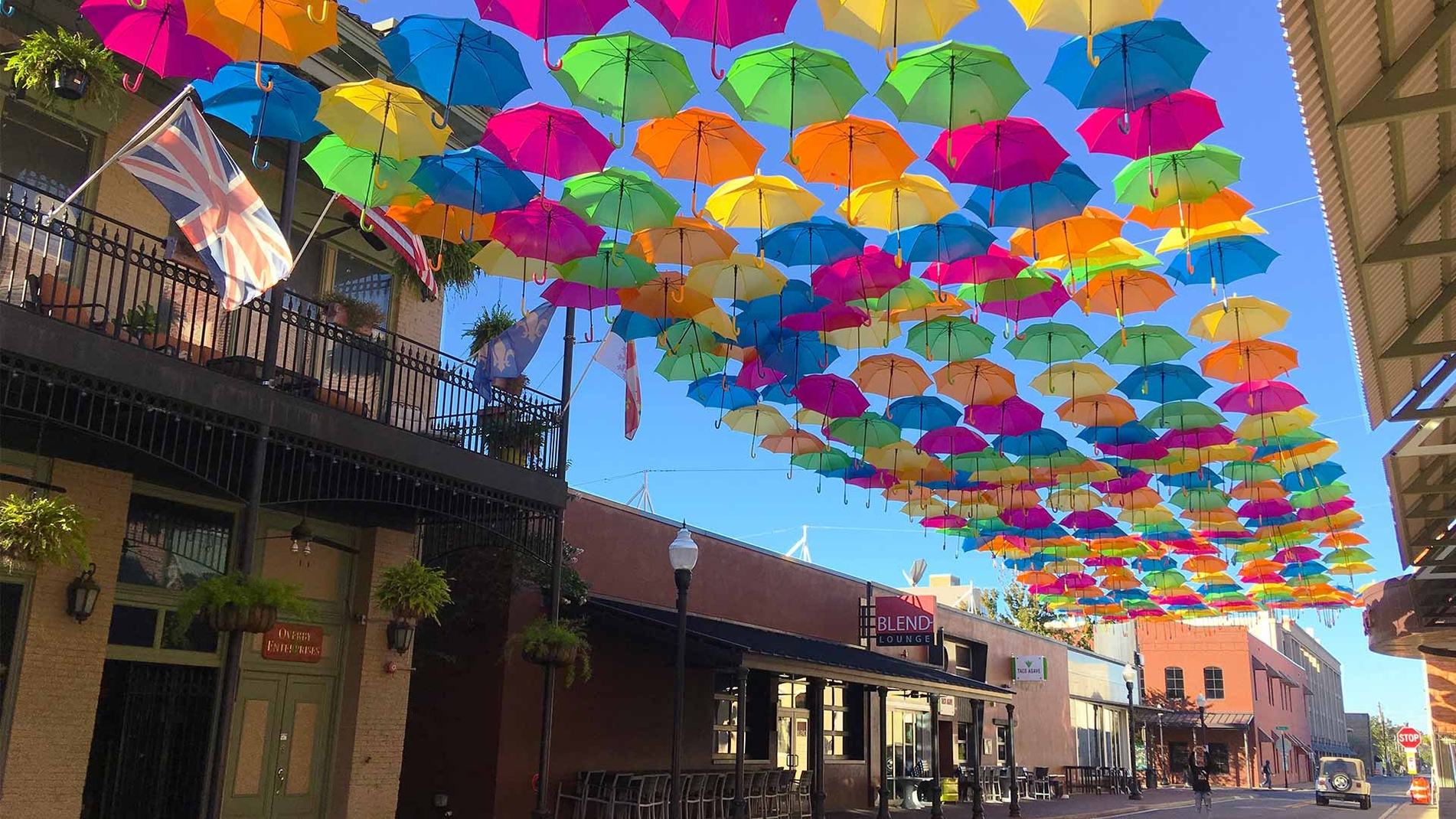 Umbrella Sky Project - Pensacola'17