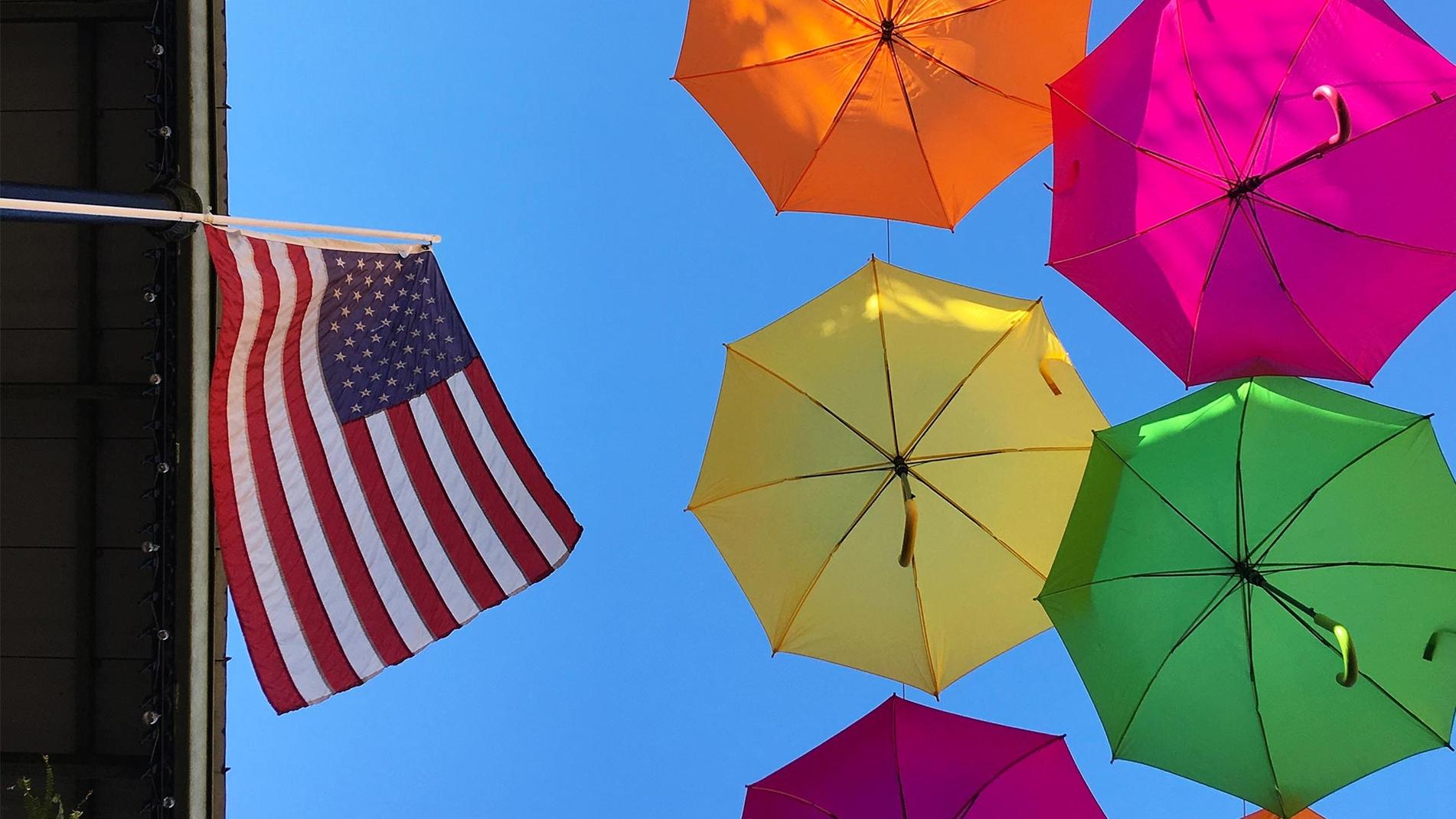 Umbrella Sky Project - Pensacola'17