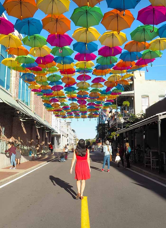 Umbrella Sky Project - Pensacola'170