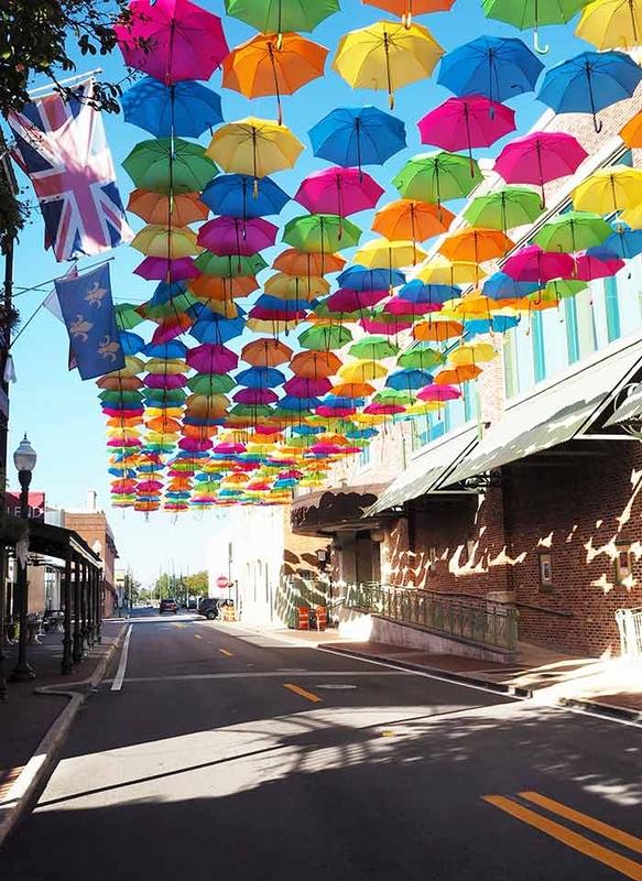 Umbrella Sky Project - Pensacola'172