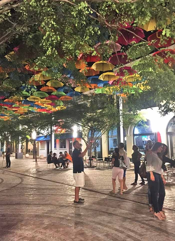 Umbrella Sky Project - Coral Gables'181