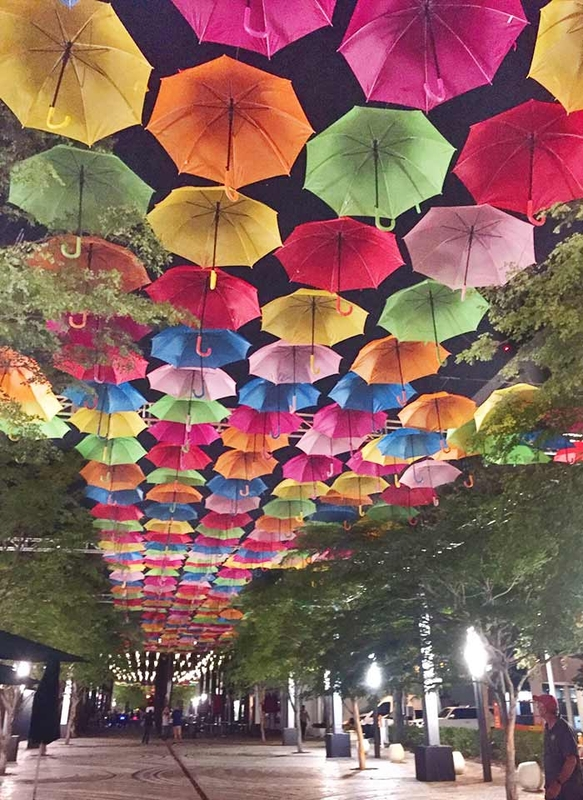 Umbrella Sky Project - Coral Gables'182