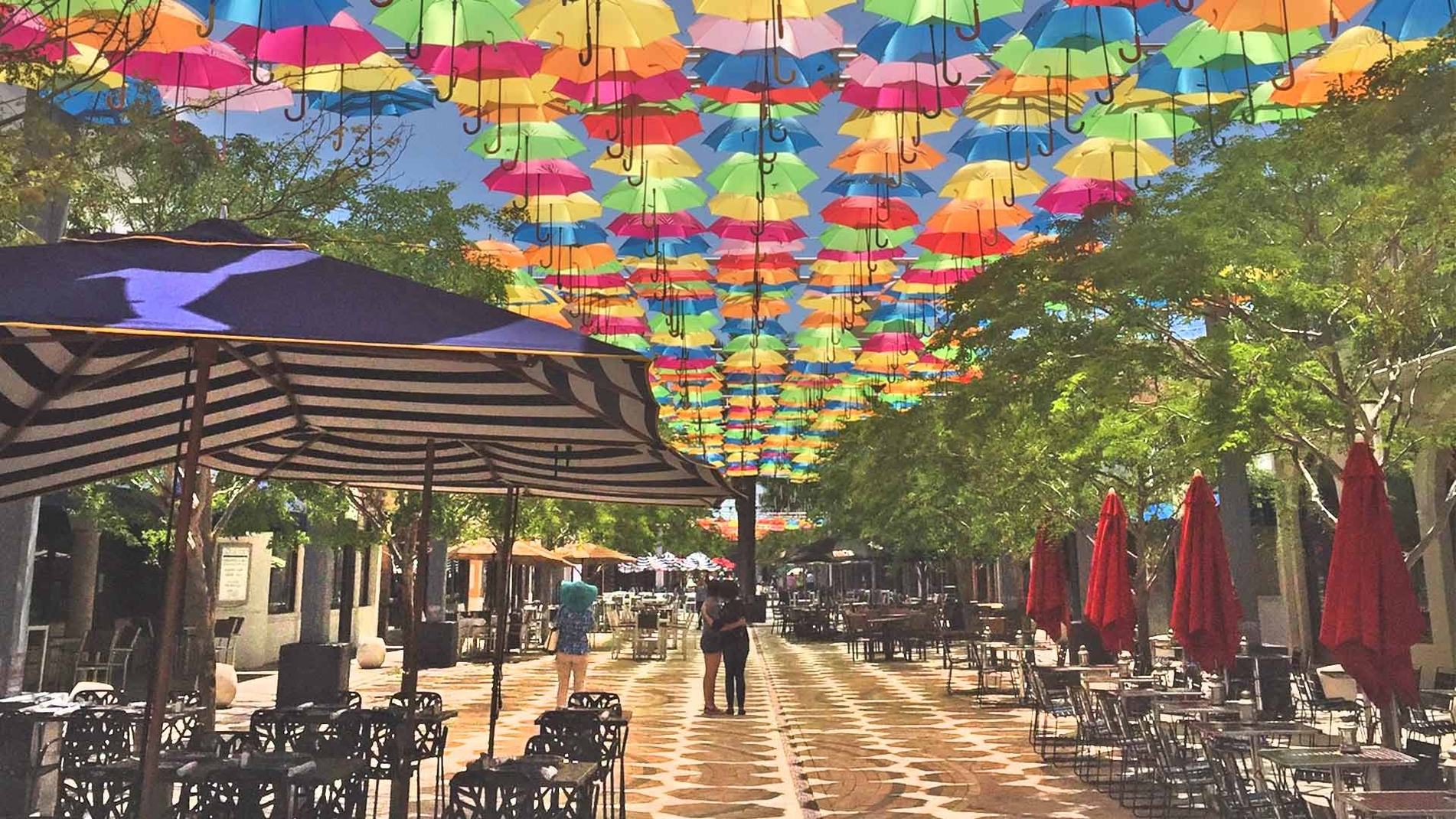 Umbrella Sky Project - Coral Gables'18