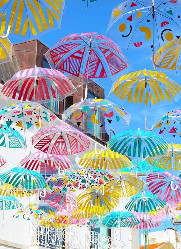 Umbrella Sky Project Memphis - Setúbal'172