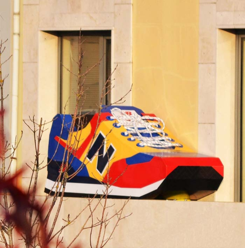 Giant Sneaker - Águeda'160