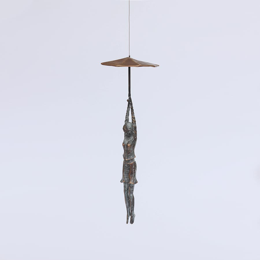 Escultura Mrs