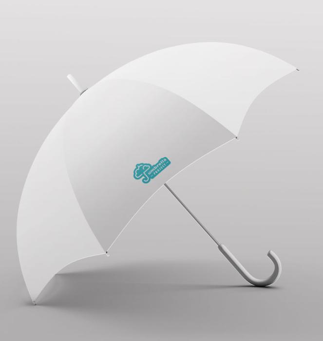 Guarda-chuva 13 - Branco