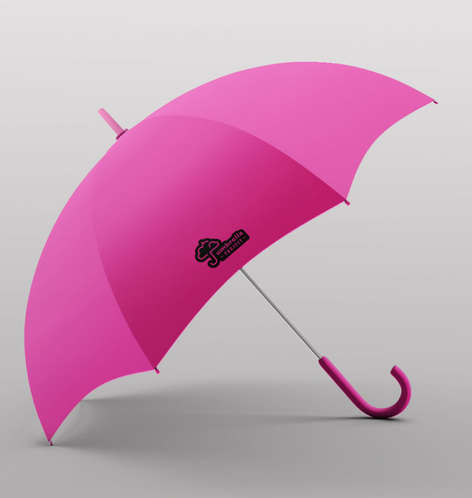 Umbrella 14 - Fuschia