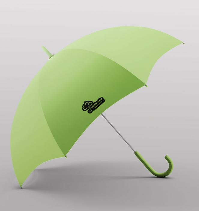 Guarda-chuva 18 - Verde Lima