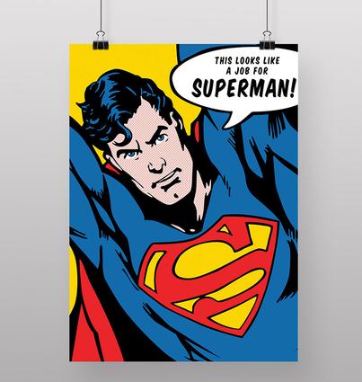 Super heroes 1