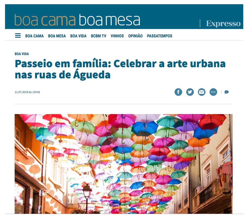 Family Outing: Celebrating Urban Art on the Streets of Agueda 4