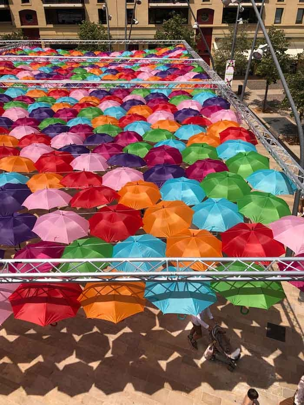 Umbrella Sky Project - Aix-en-Provence'192