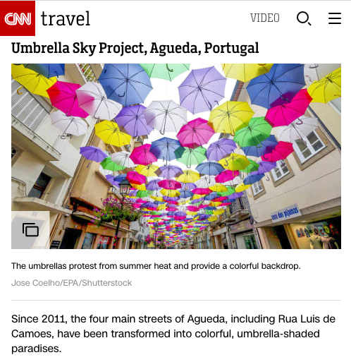 CNN - The world's most beautiful streets 0