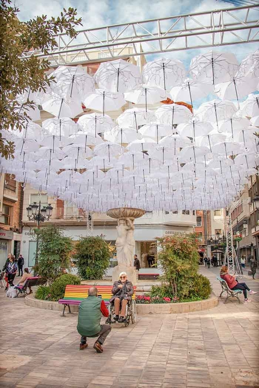 Umbrella Sky Project - Castelló de La Plana'190