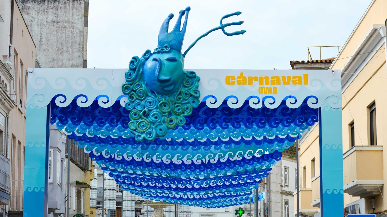 Neptune Waves - Carnival of Ovar'20