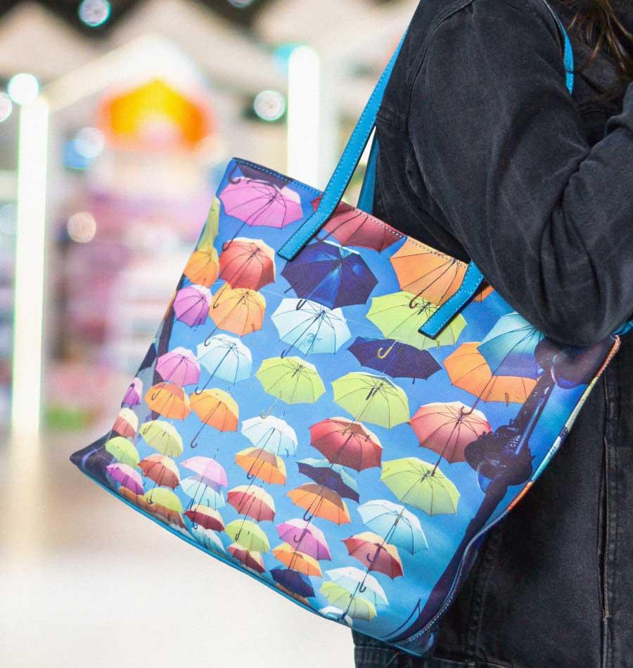 Umbrella Handbag