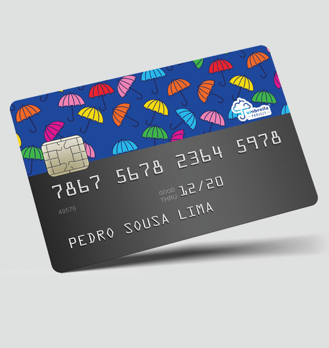 Bank card cover 0