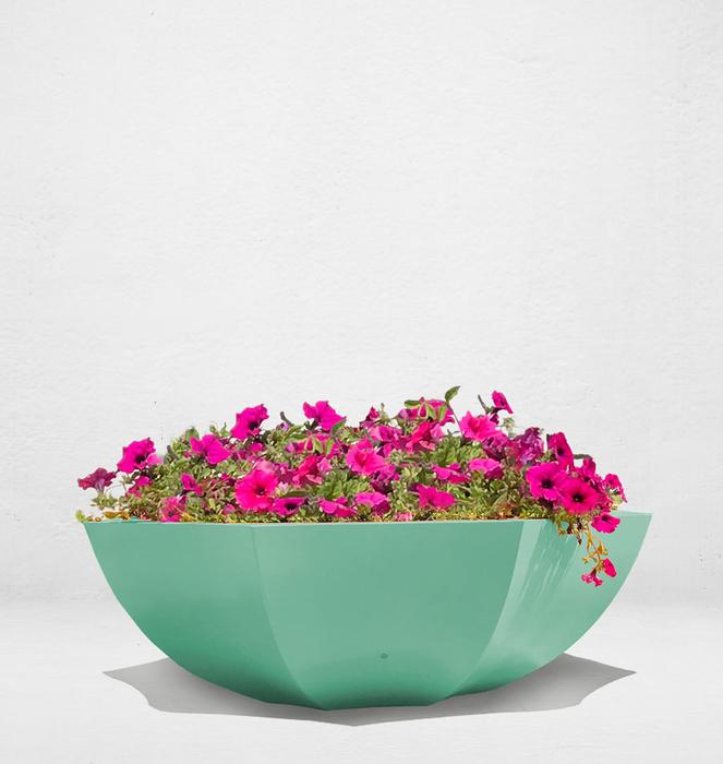 Floreira sem bengala 11 - Verde/Green
